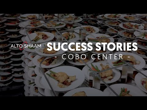 Cobo Center Banqueting System
