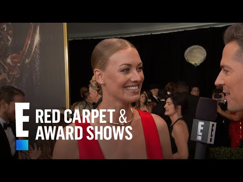 The Handmaid † s Tale Star Yvonne Strahovski Is Married! | E! Live from the Red Carpet