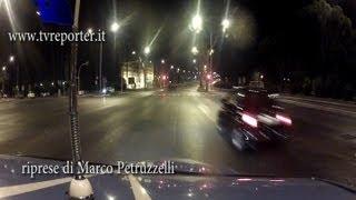 Riprese di Marco Petruzzelli www.tvreporter.it Roma: ore 03:30 la v...