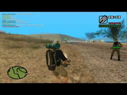 Gameplay GTA San Andreas Multiplayer comentado con compañia. thumbnail
