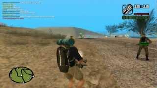 Gameplay GTA San Andreas Multiplayer comentado con compañia.