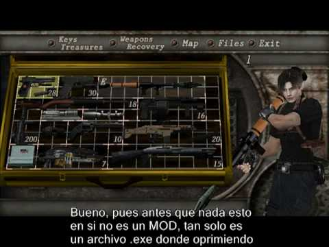 trucos resident evil 4 solo pc youtube. Black Bedroom Furniture Sets. Home Design Ideas