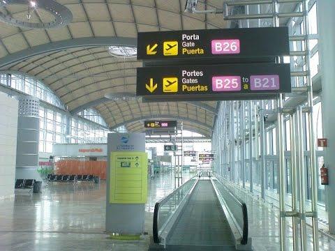 Аликанте какой аэропорт