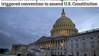 BREAKING NEWS !!! ☛ CONSTITUTIONAL CONVENTION ☚ TO TAKE PLACE !!!