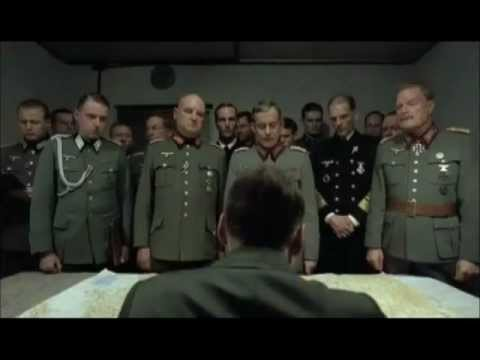 Hitler finds out there is no toilet paper