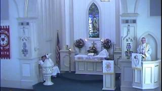 11 3 13 All Saints Day (observed)  Message delivered by Rev. Todd Wilken