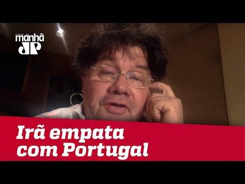 Irã Empata Com Portugal E Comove O Mundo | Marcelo Madureira