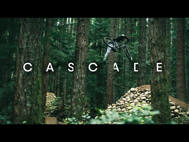 Trail Bike Masterclass in British Columbia | Cascade feat. Brandon Semenuk
