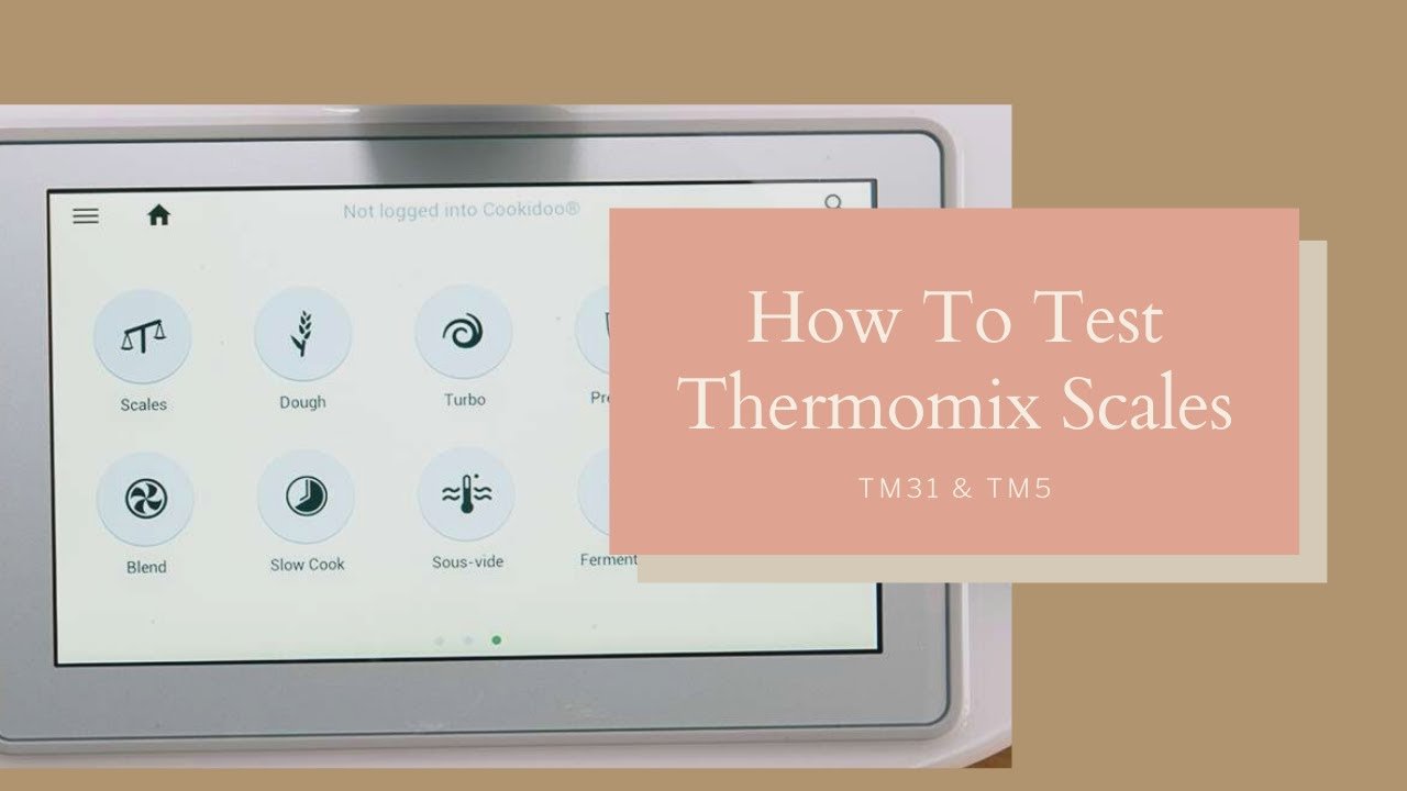 Thermomix Test