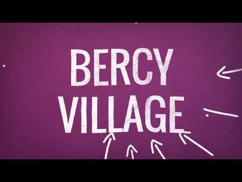 Bercy Village Paris 12e