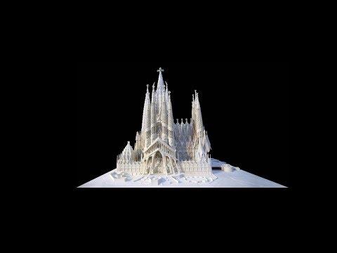 La iglesia cristiana más alta del mundo: la Sagrada Familia de Gaudí