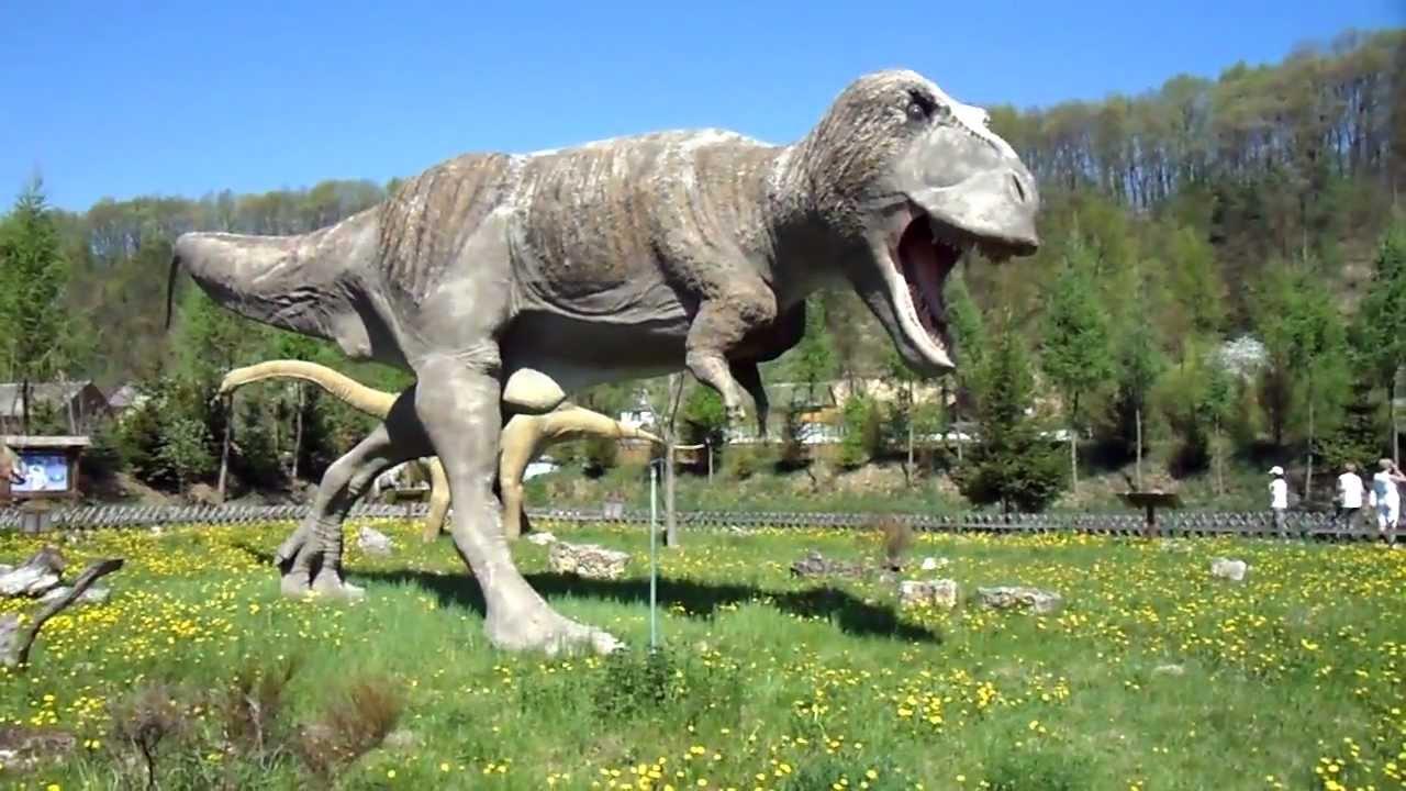 Park dinozaurów bałtów