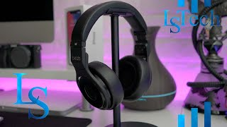 BEST Headphone stand with Wireless Charging | New Bee