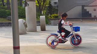 유아 삼천리 자전거
