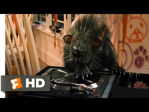Furry Vengeance (7/11) Movie CLIP - Party Animals (2010) HD