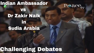 "Video Dr.Zakir Naik Debates""Indian Ambassador vs Dr Zakir Naik""  Islamic Research Foundation-Peace TV 2017 download MP3, 3GP, MP4, WEBM, AVI, FLV September 2017"