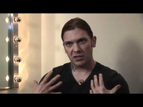 Shinedown interview - Brent Smith (part 6)