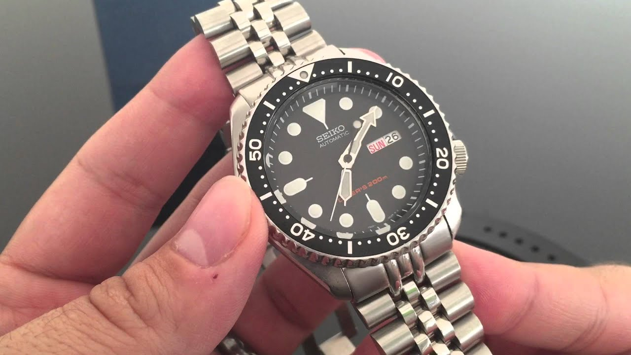 Best Automatic Watches >> Seiko SKX007 and SKX009 Watch Review and Comparison- The ...