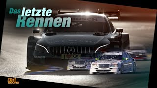 The Final Race: Behind The Scenes Of The Last DTM Weekend With Mercedes-Benz (German/English)