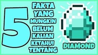5 fakta tentang diamond yang mungkin belum kalian ketahui minecraft pe