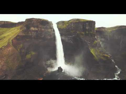 4K: Iceland by drone - montage