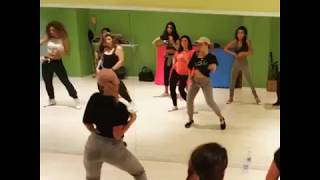 BELLA Y SENSUAL - ROMEO SANTOS - DADDY YANKEE - NICKY JAM.   Aly-Z COREOGRAPHY AND TRAINING