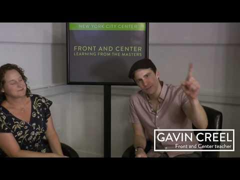 Gavin Creel: Demystifying Pop Music in the Theater