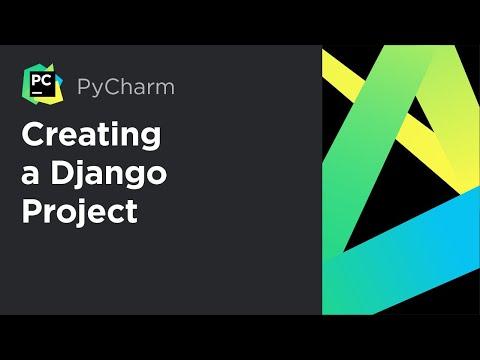 Creating a Django