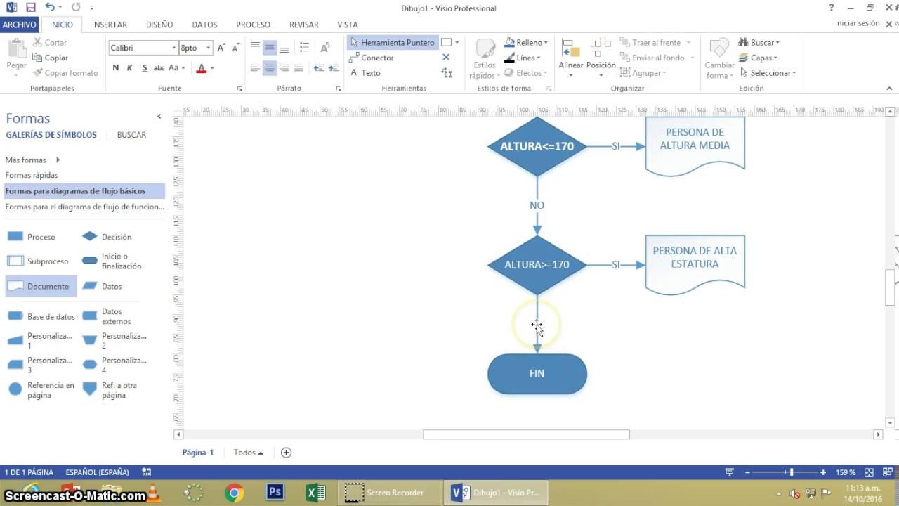 Visio  Diagrama De Flujo N U00b03