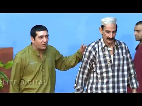 Best of Zafri Khan and Iftekhar Thakur Stage Drama Full Comedy Clip