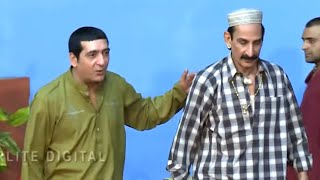 Best of Zafri Khan and Iftekhar Thakur Stage Drama Full Comedy Clip | Pk Mast