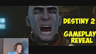 Is It The Same Trap?! Destiny 2 Official Gameplay Reveal [ Reaction ]