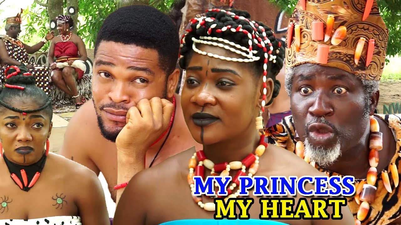 Download My Princess My Heart Season 1 - (New Movie) 2018 Latest Nollywood Epic Movie | Latest African Movies