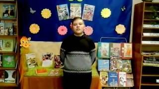 Напреев Артем (филиал 15); Данута Бічэль-Загнетава «Роднае слова»