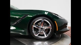 Chevrolet Corvette Stingray Premiere Edition Convertible 2014 Videos