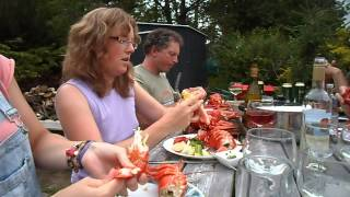 Lobster feast