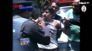 FUERA DE LA LEY - HNOS. BRENNAN AMENAZADOS POR VECINO GANDALLA