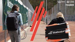 Lea Sprunger vs Timea Bacsinszky   Teaser