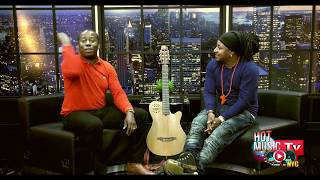 Hot Music TV NYC Episode 2 Aurelio Martinez