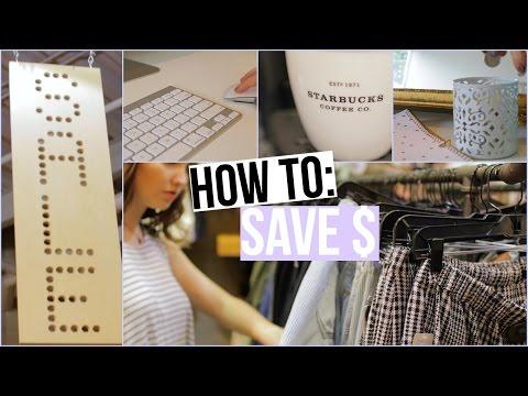 5 Easy Ways To Save Money for Teens! | Kenzie Elizabeth