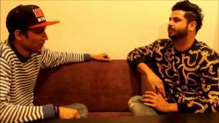 ALFAAZ - X-CLUSIVE & RARE INTERVIEW BY RAAJ JONES
