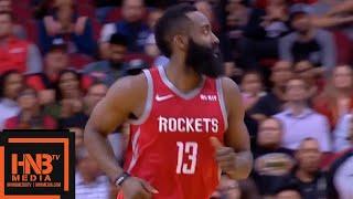 Houston Rockets vs Brooklyn Nets 1st Half Highlights | 01/16/2019 NBA Season