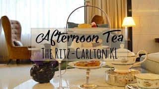Best Afternoon High Tea Kuala Lumpur The Ritz Carlton