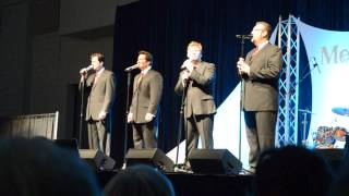 The Booth Brothers with Gene McDonald sing His Name Is Wonderful
