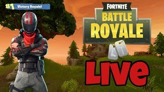 Fortnite LIVE//V-Bucks Giveaway