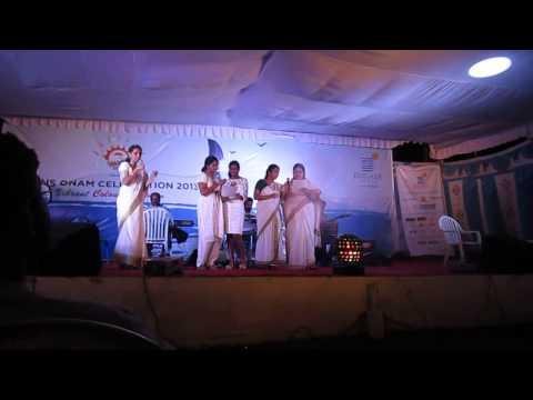 Onam 2013-Thamarakuruvikku thattamidu