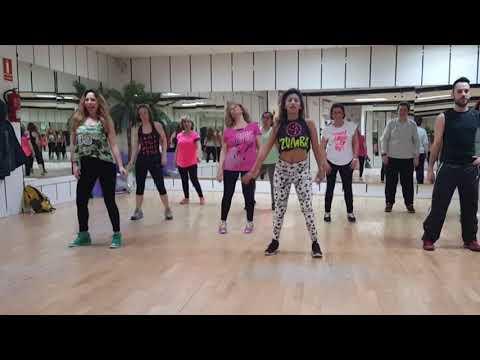 "Zumba X Meghan Trainor- ""No Excuses"" Zumba Choreography"