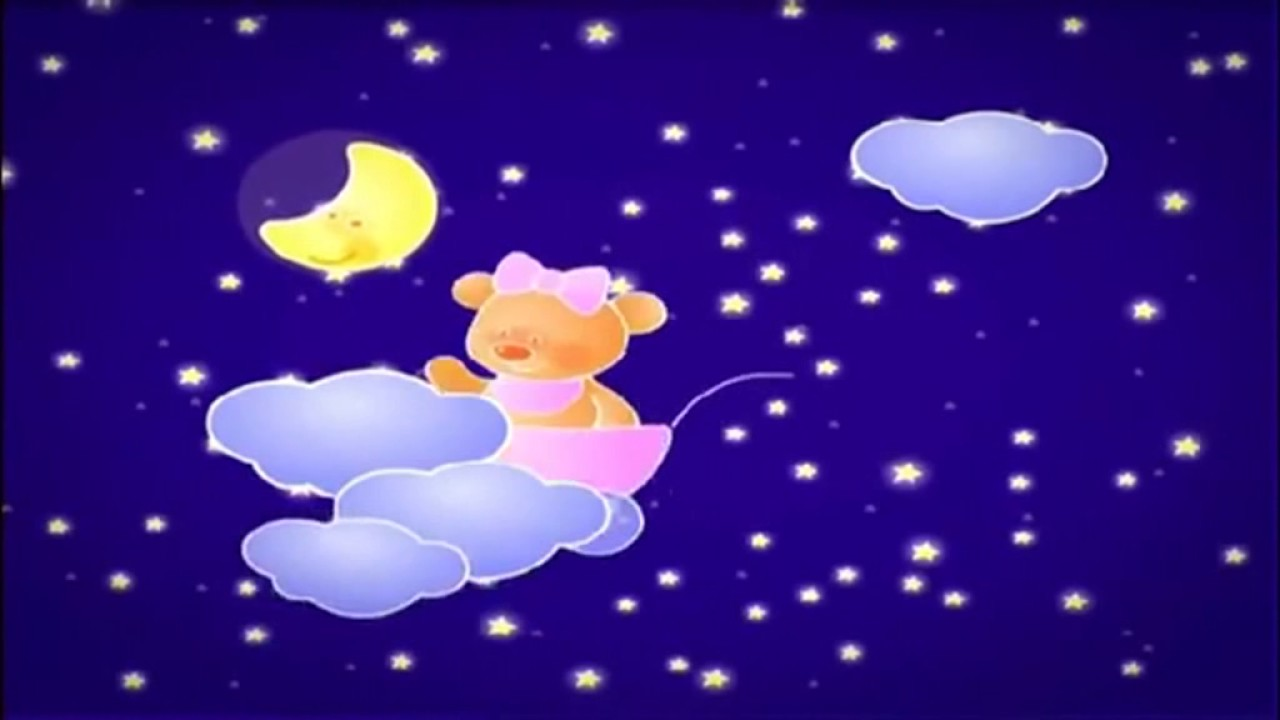 BabyTV Wish Upon A Star A Moon And A Teddy Bear English YouTube