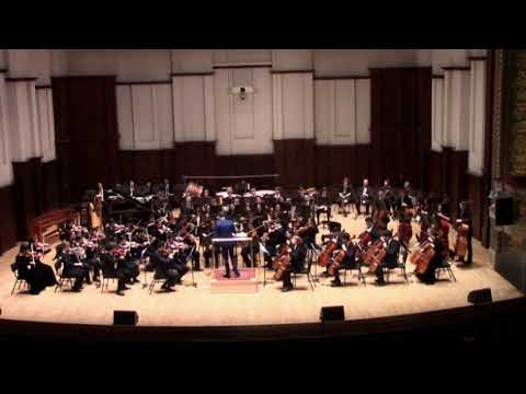 Enigma Variations (Elgar) - Detroit Symphony Youth Orchestra