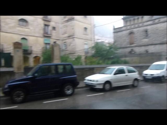 Estiu plujós al Pirineu oriental (Ripoll) - Juliol 2014